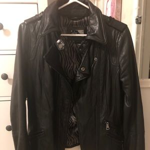 Mackage Leather jacket - Small
